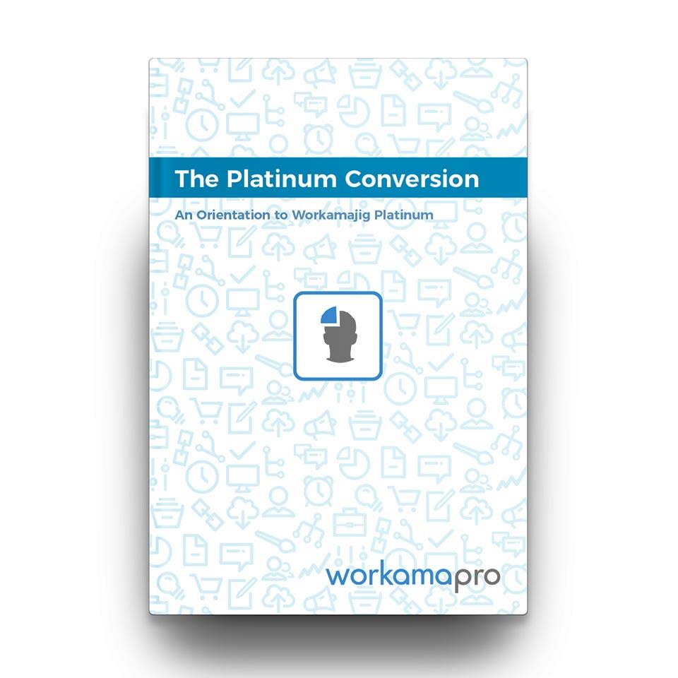Workamajig Platinum ebook